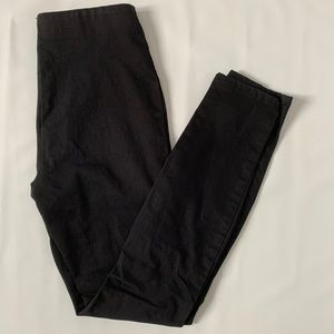 H&M high-waisted pull on pants